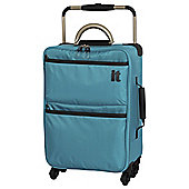 IT Luggage World's Lightest 4-Wheel Suitcase, Capri Breeze Small