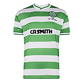 Celtic 1985 Scottish Cup Final Shirt - Green & White