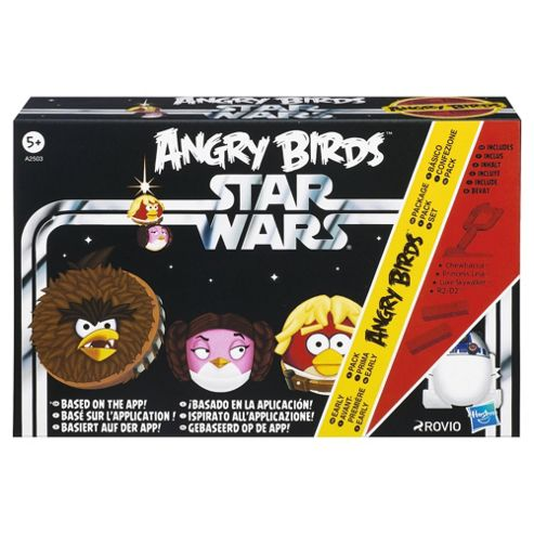 Star Wars Angry Birds Early Bird Pack