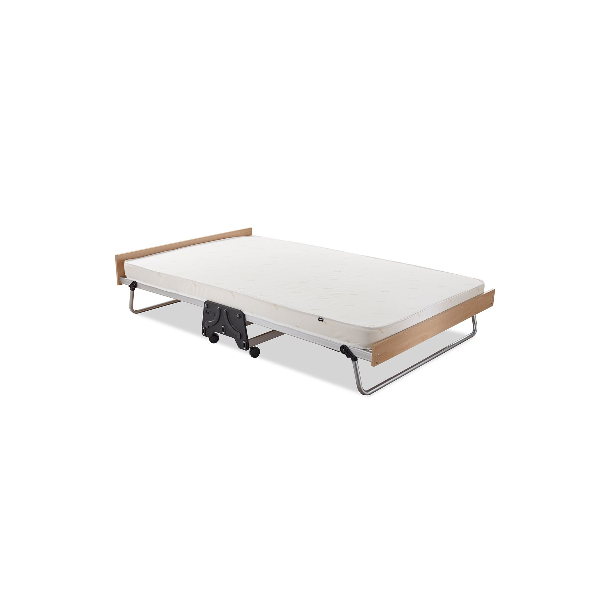 Jay-Be Ultimate Double High Performance Folding Bed for Permanent Sleeper at Tesco Direct