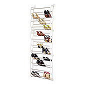 Premier Housewares Over the Door Shoe Rack