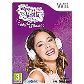 Violetta: Rhythm & Music Nintendo Wii