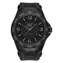 Caterpilllar Motion Mens Black Date Watch LB.111.21.131