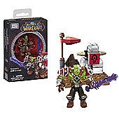 Mega Bloks World Of Warcraft Ragerock 29 Pieces