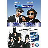 The Blues Brothers & Blues Brothers 2000 (DVD)