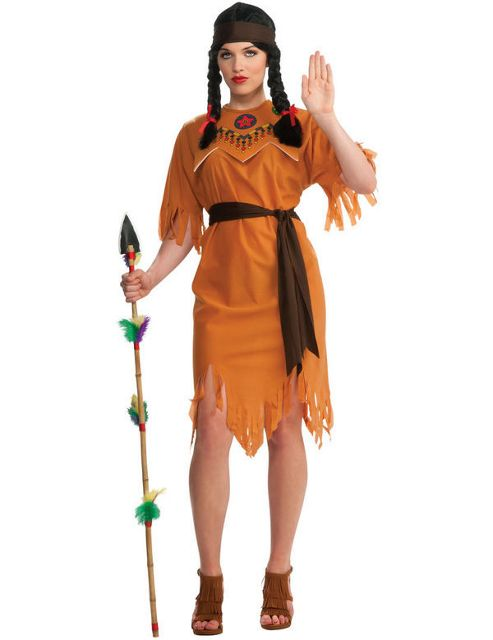 Buy Indian Pocahontas From Our Womens Seasonal Costumes