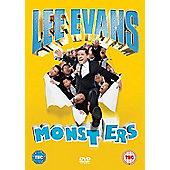 Lee Evans: Monsters DVD