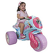 Injusa Trimoto Disney Frozen Battery Operated Ride-On Bike