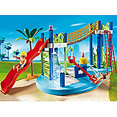 Playmobil Summer Fun Water Park Play Area