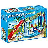 Playmobil 6670 Summer Fun Water Park Play Area