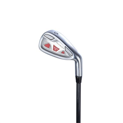 Young Gun Sgs V2 Junior Golf Club 7 Iron Right Hand Red Age 9-11