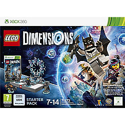 LEGO DIMENSIONS:STARTER PACK XBOX 360