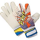 Puma Evopower Grip 2 Reg. Cut Goalkeeper Gloves - White