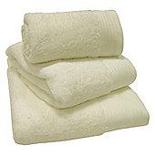 Luxury Egyptian Cotton Bath Sheet - Cream
