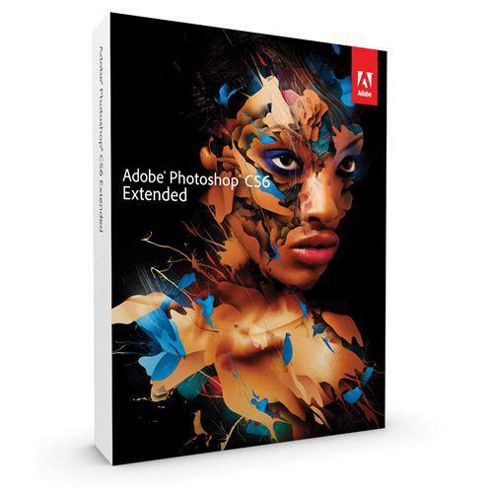 Adobe Systems Photoshop Extended CS6 (Mac)