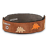LittleLife Safety ID Strap Dinosaur