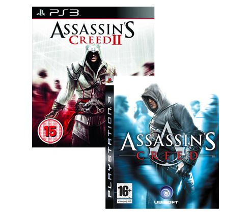 Assassin's Creed / Assassin's Creed II - Double Pack (PS3)