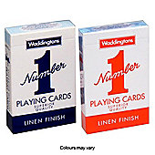 Waddington No.1 Playing Cards 12 packs / Display