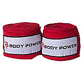Body Power Nylon Handwrap 3m