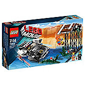 LEGO Movie Bad Cop's Pursuit Set