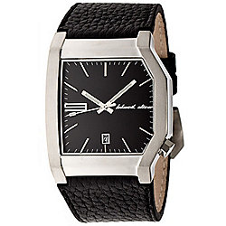 Black Dice Gents Strap Watch BD-063-01