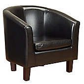 Value by Wayfair Tub Chair - Black