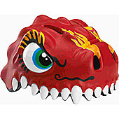 Crazy Stuff Childrens Helmet: Chinese Dragon L/XL.