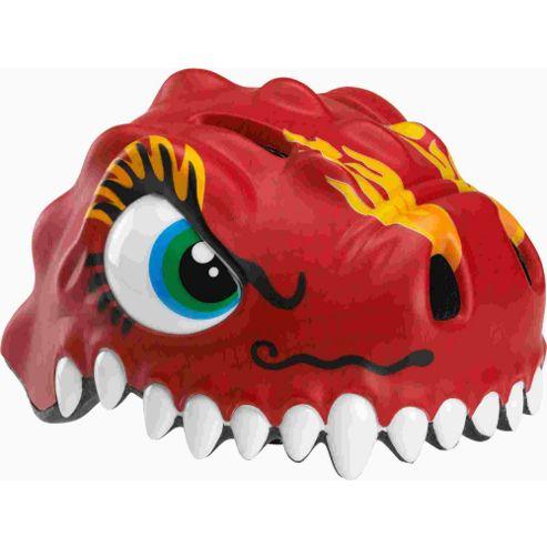 Crazy Stuff Childrens Helmet: Chinese Dragon L/XL.