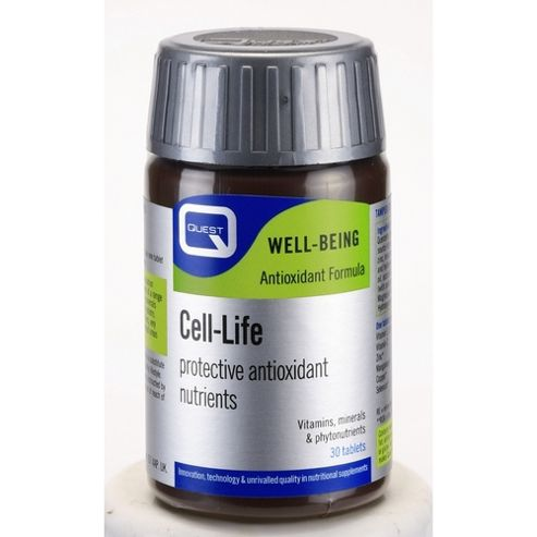 Quest Cell Life-30 Tablets