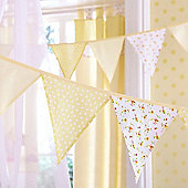 Izziwotnot Humphreys Lottie Fairy Bunting (Princess Primrose)