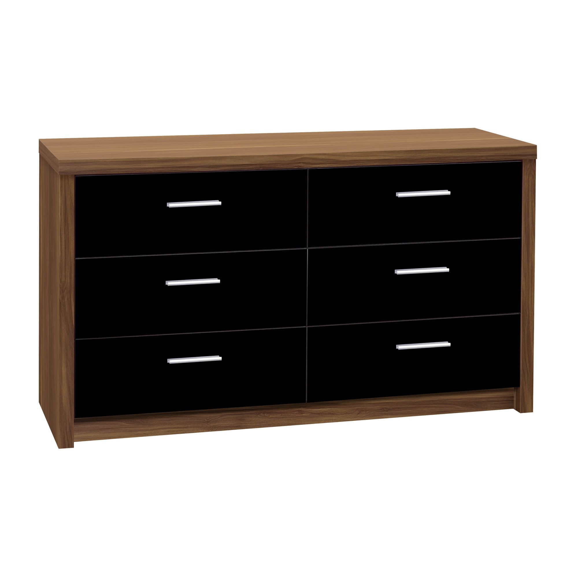 Premier Housewares Fargo 6 Drawer Chest at Tesco Direct