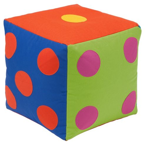 Kids Soft Seating Dice Cube