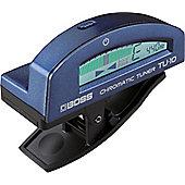 Boss TU10 Blue Clip On Tuner