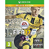 FIFA 17 Xbox One Deluxe Edition