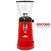 Ascaso i-1 Colour Grinder - Red