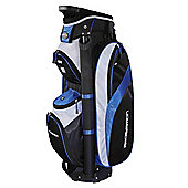 Prosimmon Tour 14 Way Cart/Trolley Golf Bag Black/Blue
