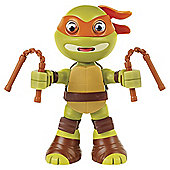Teenage Mutant Ninja Turtles Half-Shell Heroes Squeeze Ems Mikey