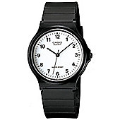 Casio Classic Unisex Rubber Watch MQ-24-7BLL