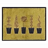 Eco-friendly Door Mat - Plants