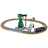 Thomas and Friends TrackMaster Crankys Spinning Cargo Drop