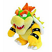 "Super Mario Bros 12"" Plush Bowser"