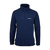 Men's Ash Fleece - Navy