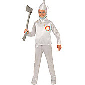 Child Official Wizard Of Oz Tin Man Costume Medium