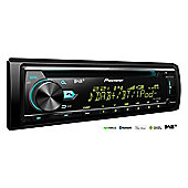 Pioneer DEH-X7800DAB Car Bluetooth Stereo DAB+ Front loader CD Player
