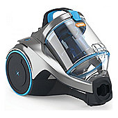 VAX C85Z2PE Cylinder Vacuum Cleaner with 2.7L Capacity and 900W in Blue
