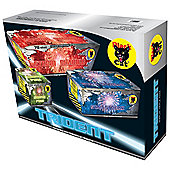 Trident 210 Shot Triple Fireworks Pack