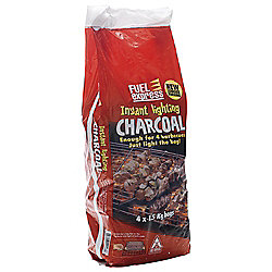 Fuel Express Instant Lighting Charcoal, 6kg