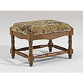 Home Zone Furniture Andrea Foot Stool