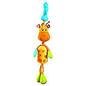 Tiny Love Tiny Smarts Giraffe Wind Chime