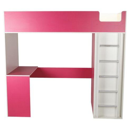 Jasper Highsleeper White/Pink